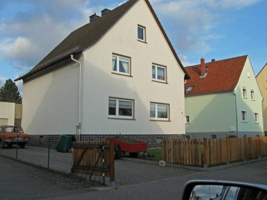 Ganz gemütliches Einfamilienhaus aus den 50er Jahren in Watzenborn