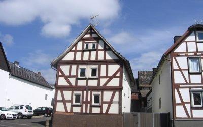 Fachwerkhaus Watzenborn Steinberg